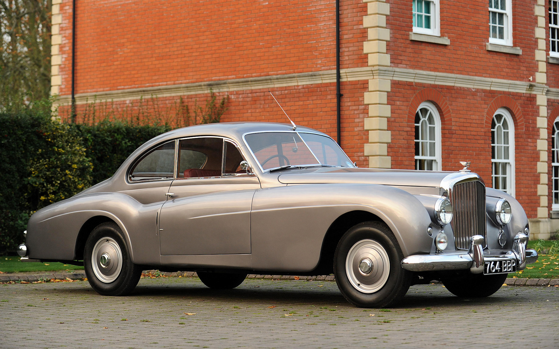 1954 Bentley R-Type Coupe by Abbott - Wallpapers and HD ...