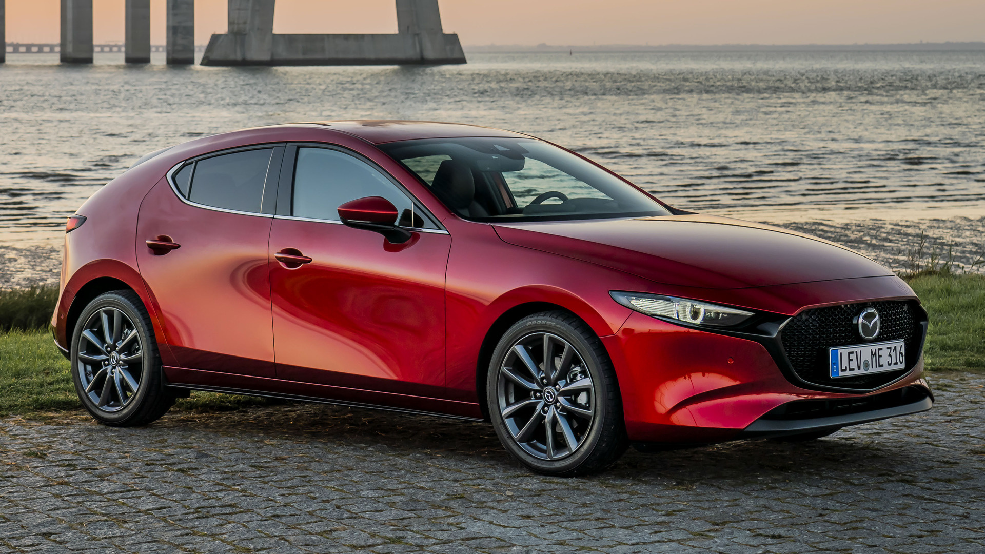 2019 Mazda3 - Wallpapers and HD Images | Car Pixel