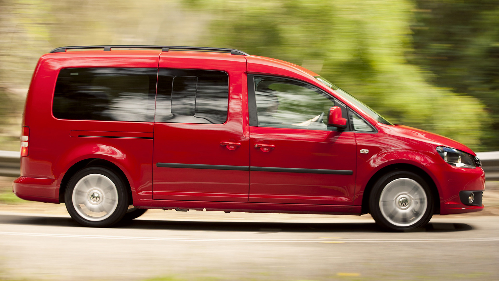 volkswagen caddy maxi 2010 au wallpapers and hd images car pixel. Black Bedroom Furniture Sets. Home Design Ideas