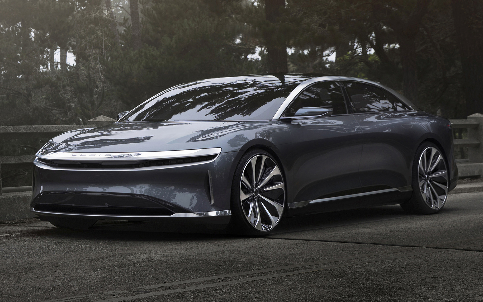 2017 Lucid Air Launch Edition - Wallpapers and HD Images ...