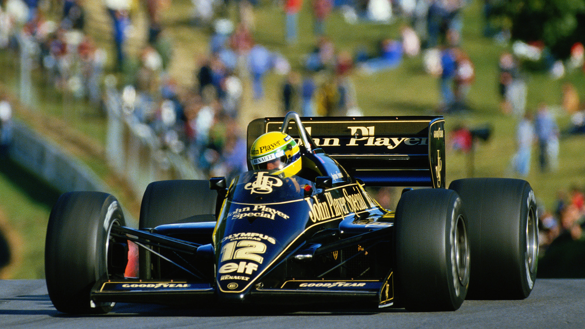 1985 Lotus 97T - Wallpapers and HD Images | Car Pixel