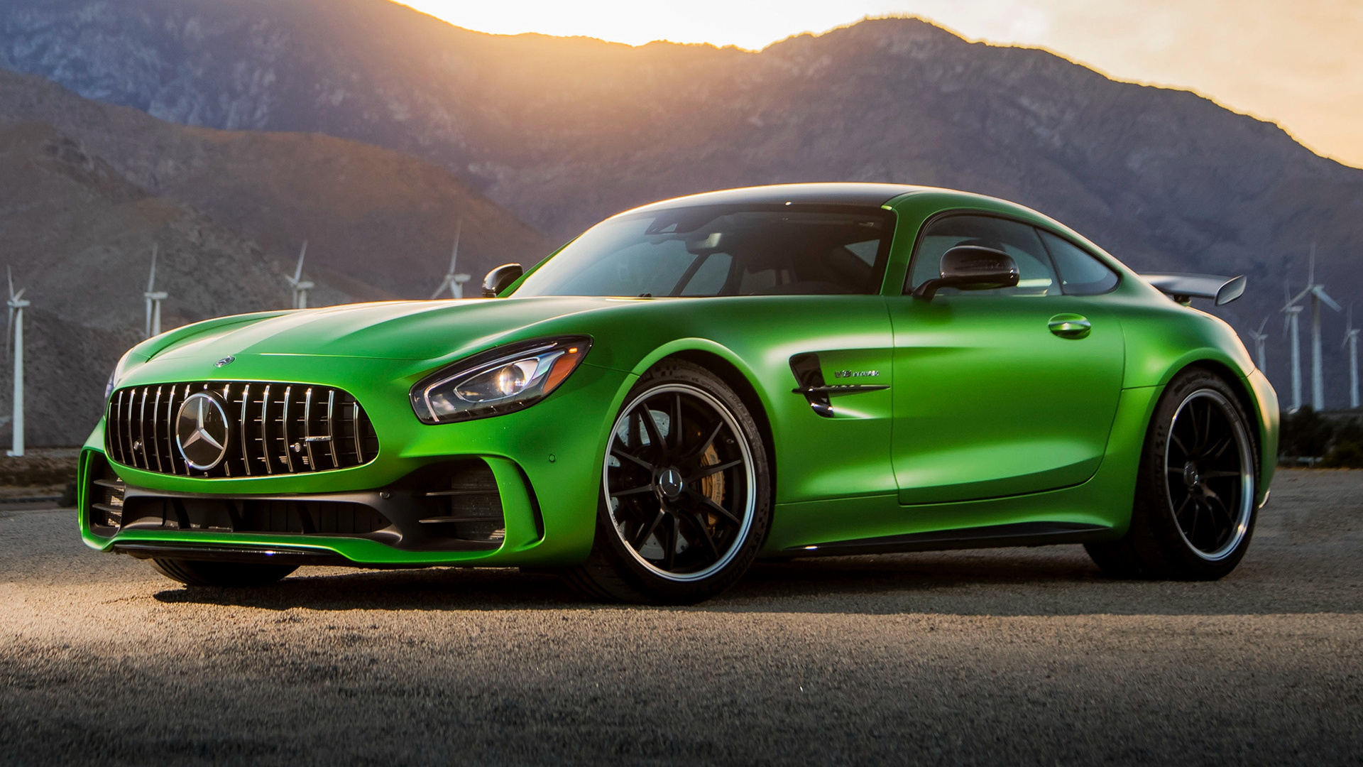 2018 Mercedes-AMG GT R (US) - Wallpapers and HD Images ...