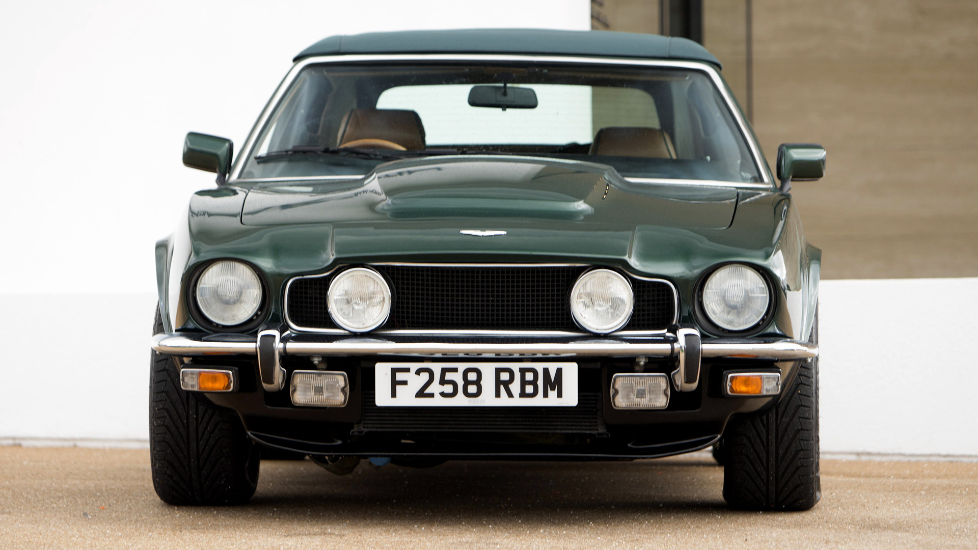 1986 Aston Martin V8 Vantage Volante Prince Of Wales Uk Wallpapers And Hd Images Car Pixel