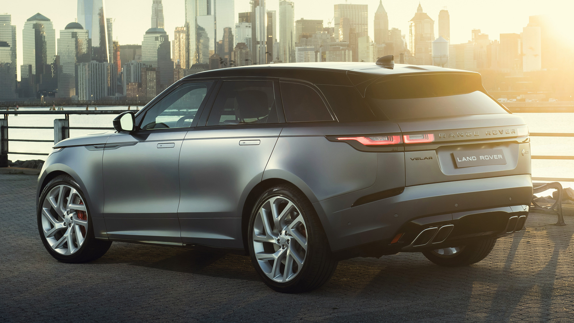 2020 Range Rover Velar SVAutobiography Dynamic Edition (US) - Wallpapers and HD Images | Car Pixel