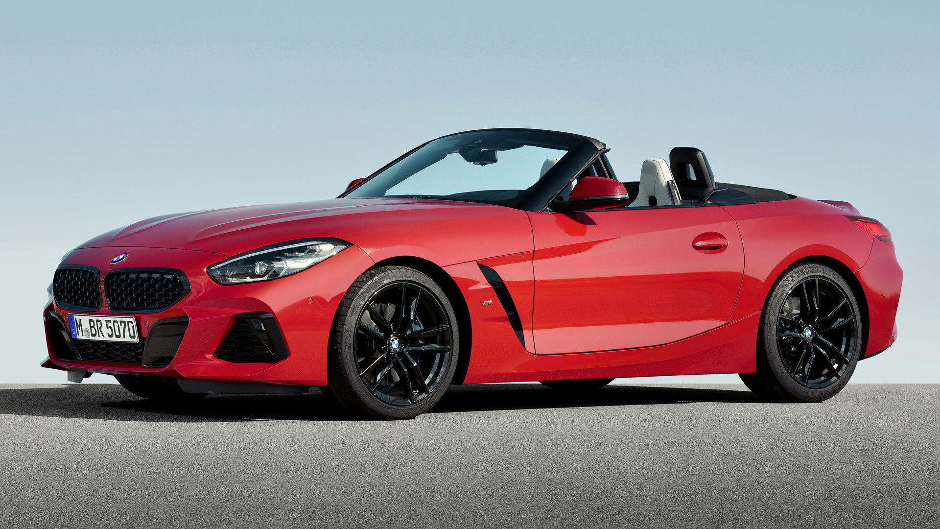 2018 bmw z4 m40i first edition wallpapers and hd images. Black Bedroom Furniture Sets. Home Design Ideas