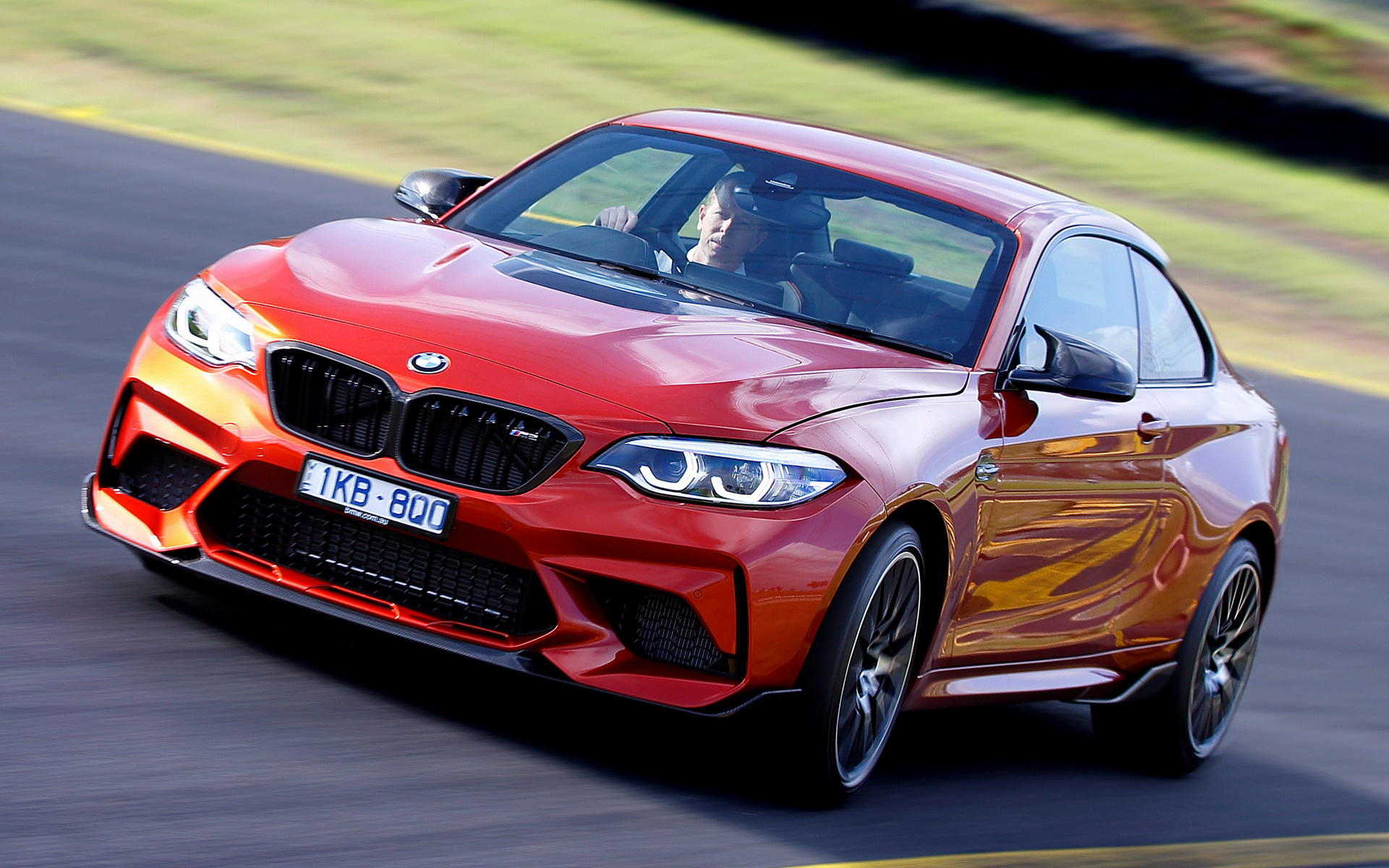 2018 BMW M2 Coupe Competition (AU) - Wallpapers and HD ...