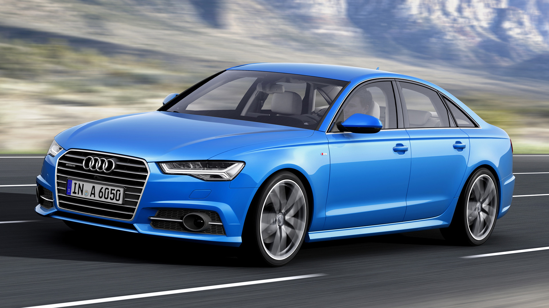 2014 Audi A6 Sedan S Line Wallpapers And Hd Images Car Pixel