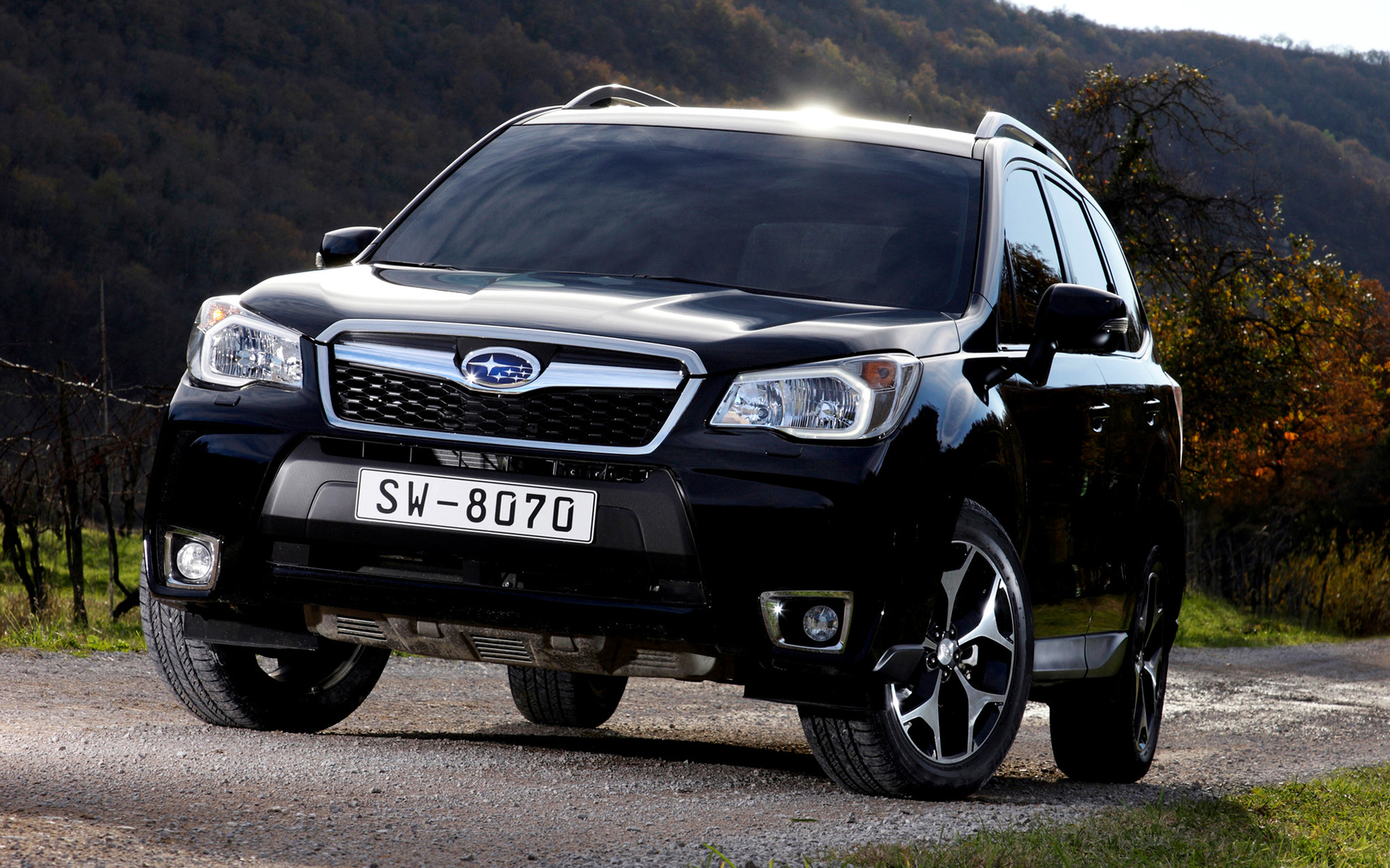 Ed Martin Gmc >> 2012 Subaru Forester 2.0XT - Wallpapers and HD Images ...