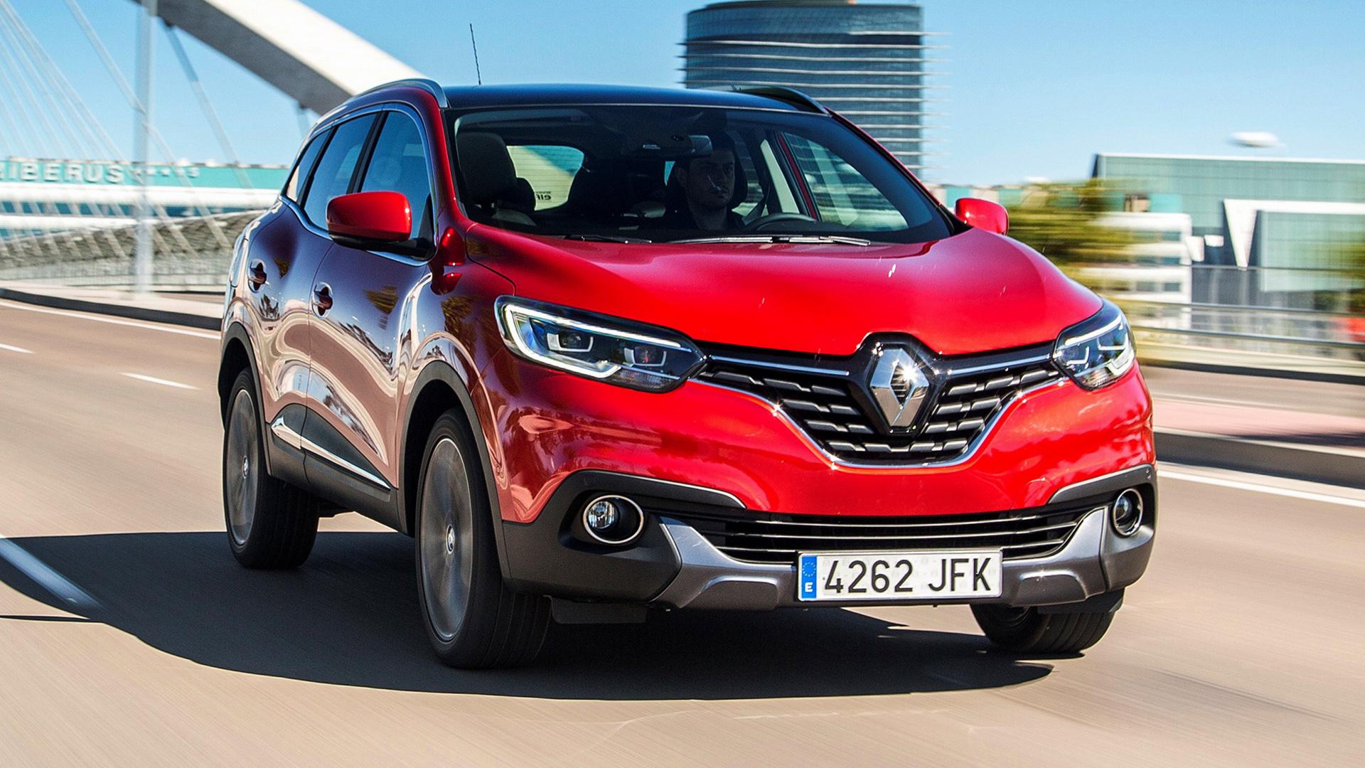 2015 Renault Kadjar Wallpapers And HD Images Car Pixel