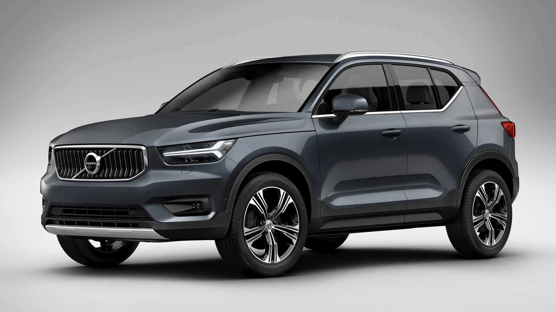 2018 Volvo XC40 Inscription - Wallpapers and HD Images | Car Pixel