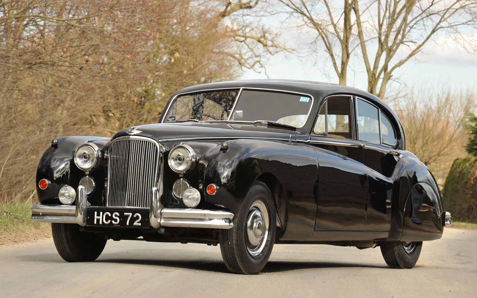 1954 Jaguar Mark VII M (UK) - Wallpapers and HD Images | Car Pixel