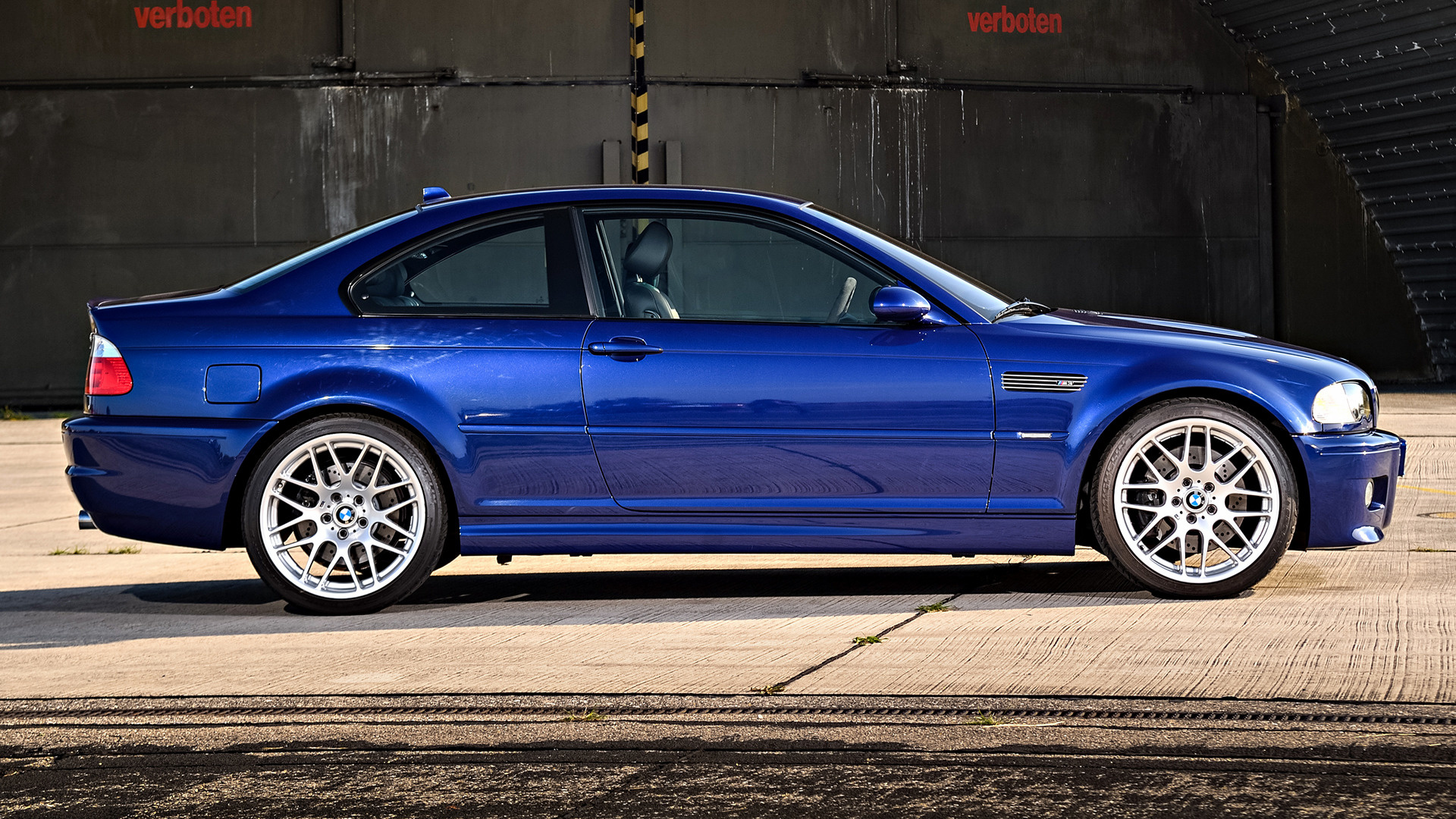 m3 bmw coupe 2005 competition package hd
