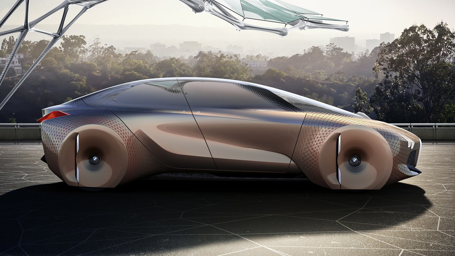 BMW Vision Next 100 (2016) Wallpapers and HD Images - Car ...