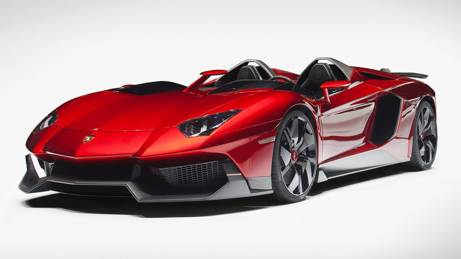 2012 Lamborghini Aventador J - Wallpapers and HD Images ...