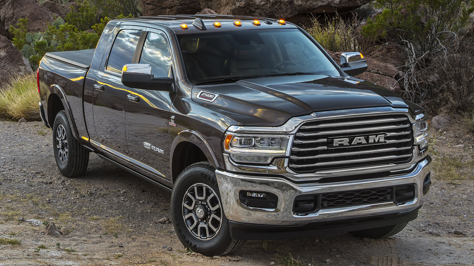 Toyota Of Laramie >> 2019 Ram 2500 Longhorn Mega Cab - Wallpapers and HD Images   Car Pixel
