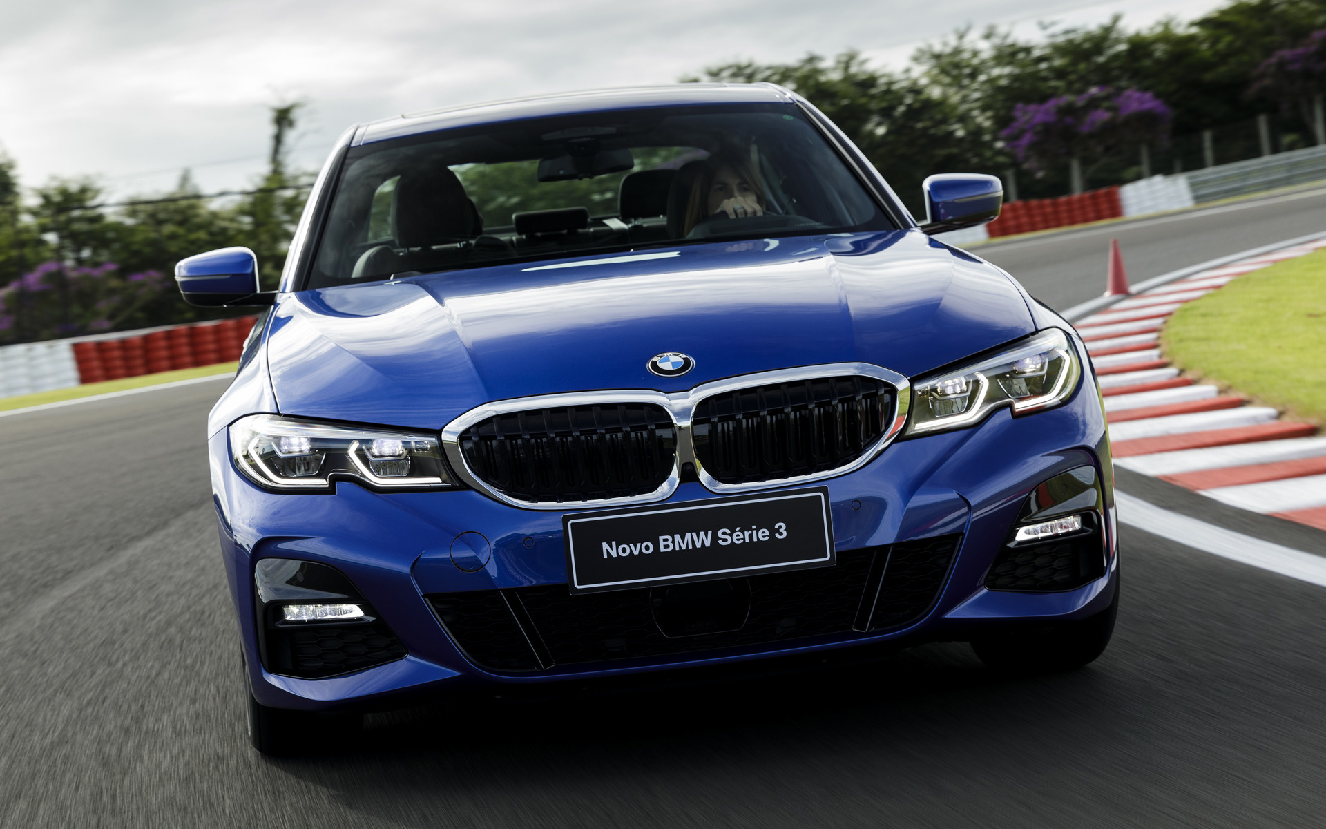 2019 Bmw 3 Series M Sport Br Wallpapers And Hd Images Car Pixel