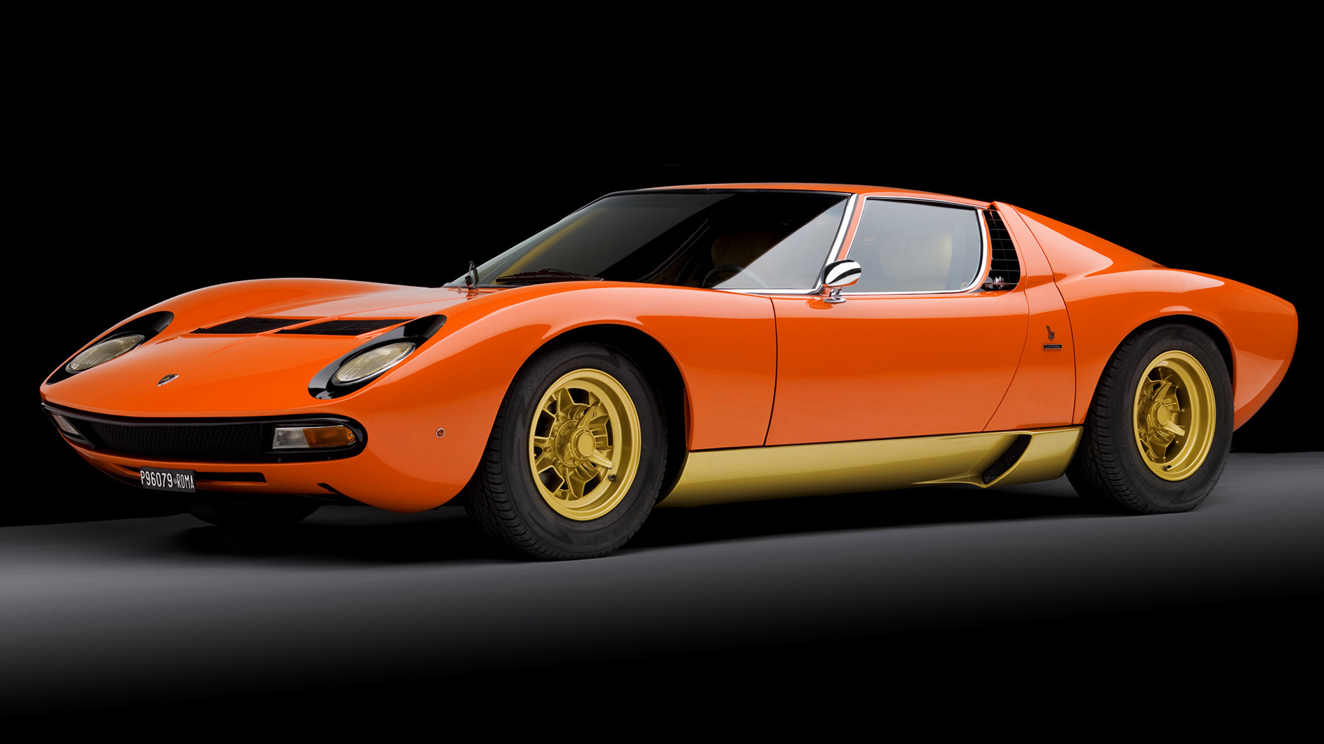 1971 Lamborghini Miura Sv Wallpapers And Hd Images Car Pixel