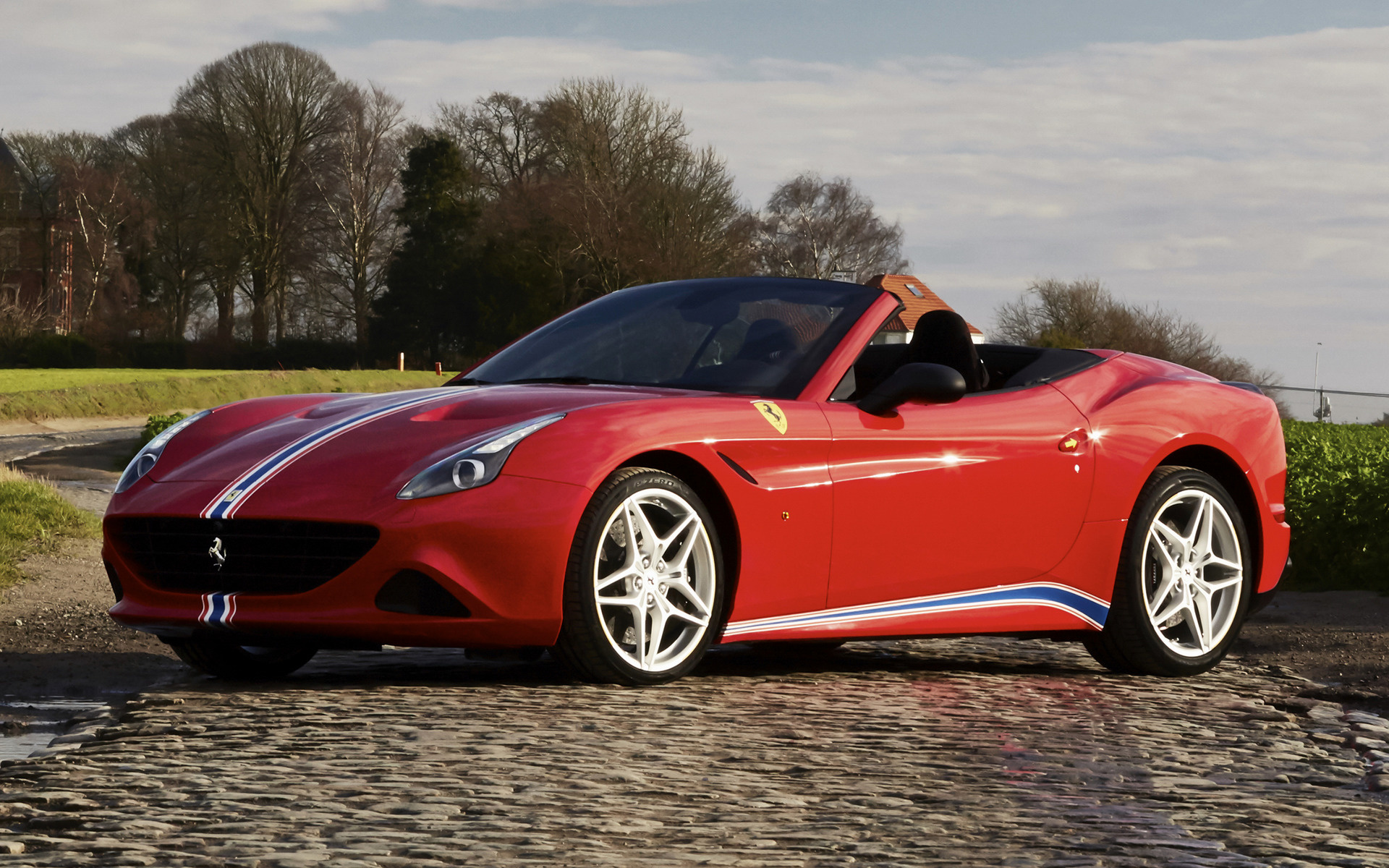 2016 Ferrari California T Tailor Made 24 Heures Spa - Wallpapers And HD Images