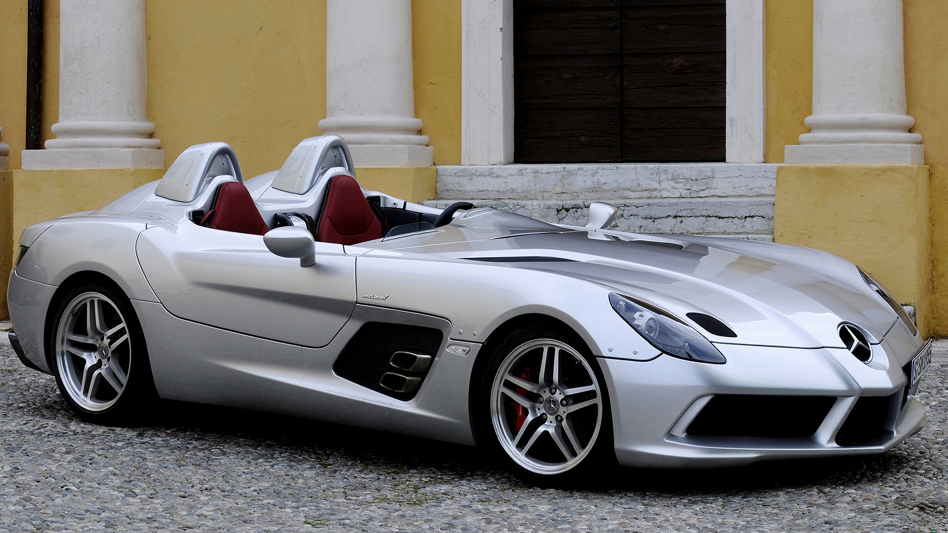 mercedes benz slr stirling moss 2009 wallpapers and hd images car pixel. Black Bedroom Furniture Sets. Home Design Ideas