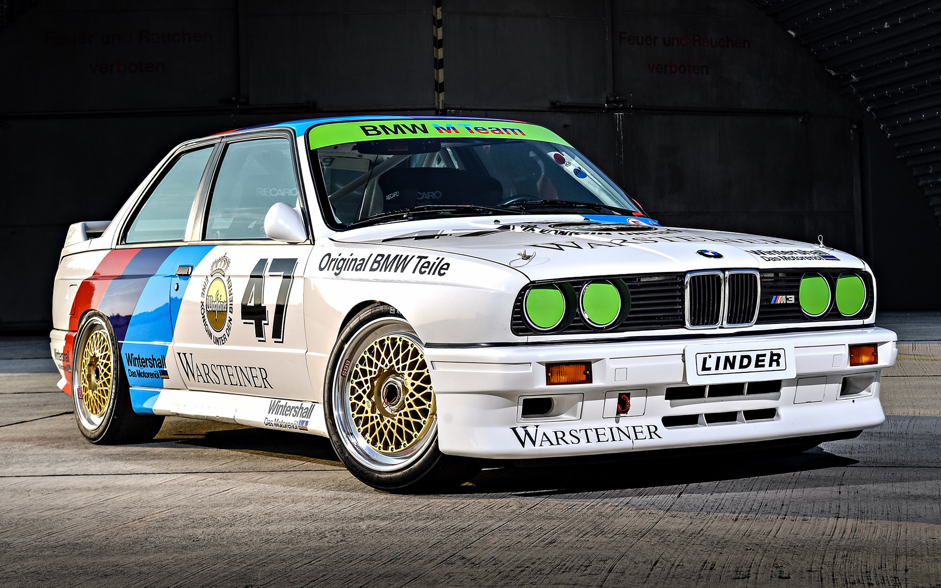 1987 Bmw M3 Dtm Wallpapers And Hd Images Car Pixel
