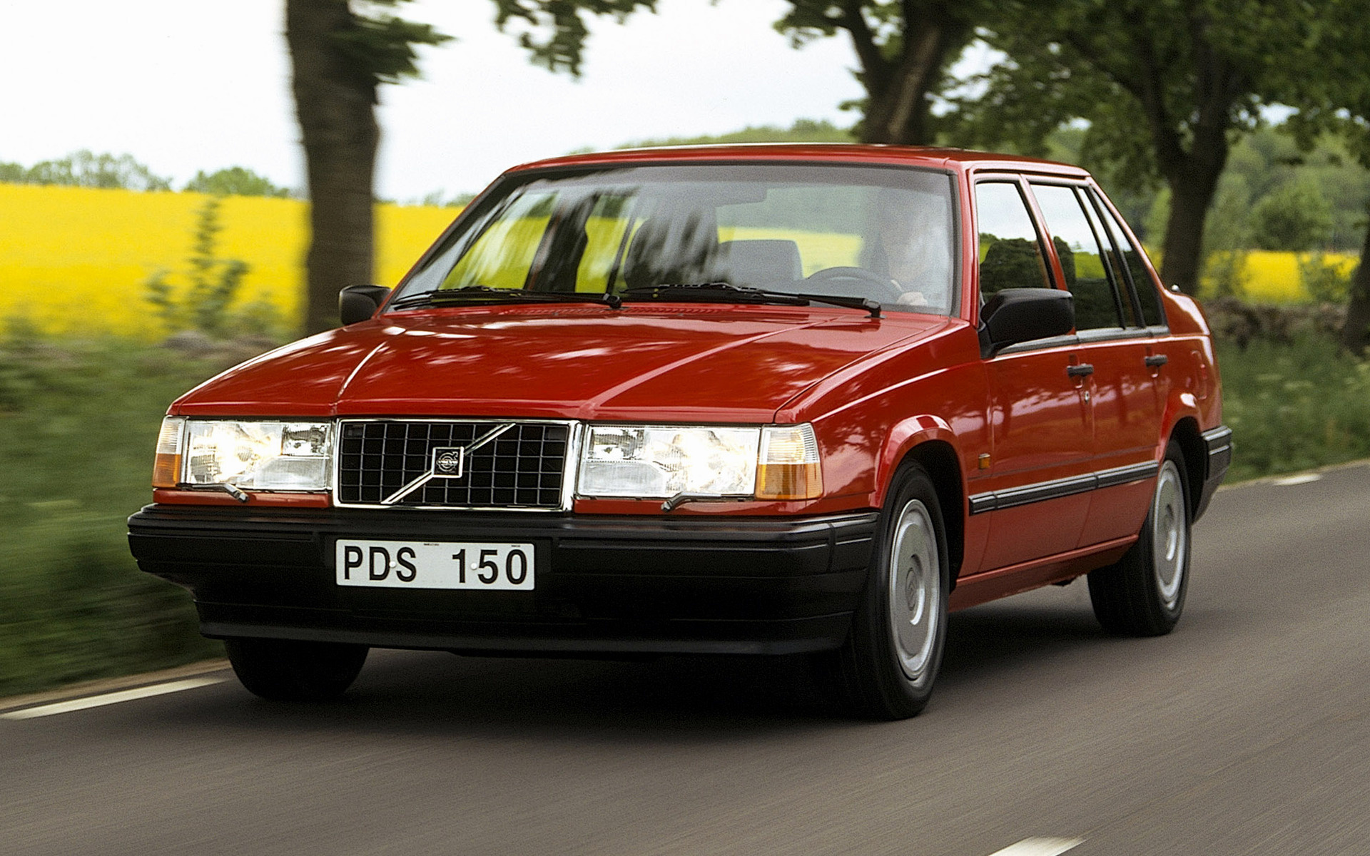 volvo 940 1990 wallpapers ws wide