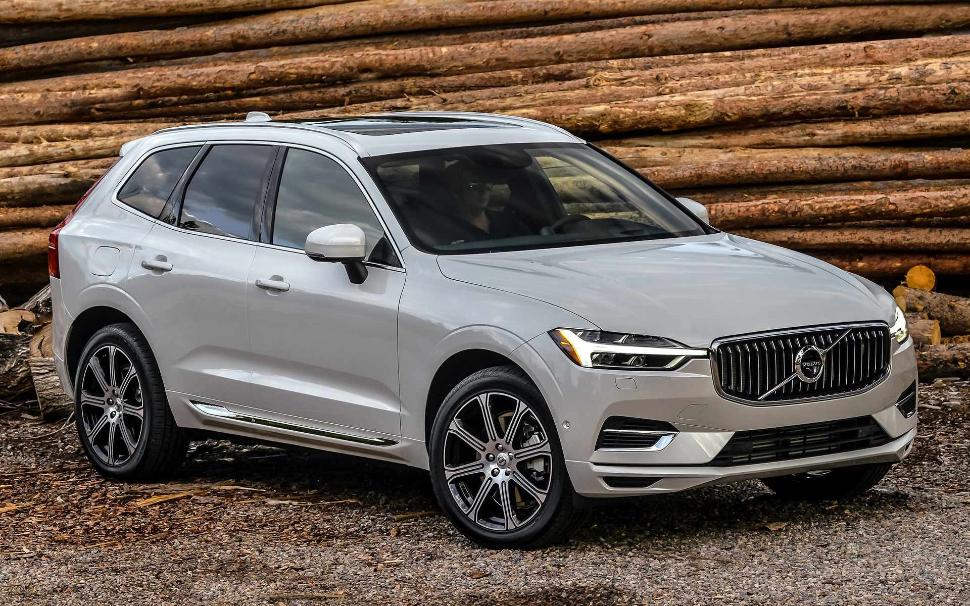 2018 Volvo XC60 (US) - Wallpapers and HD Images | Car Pixel