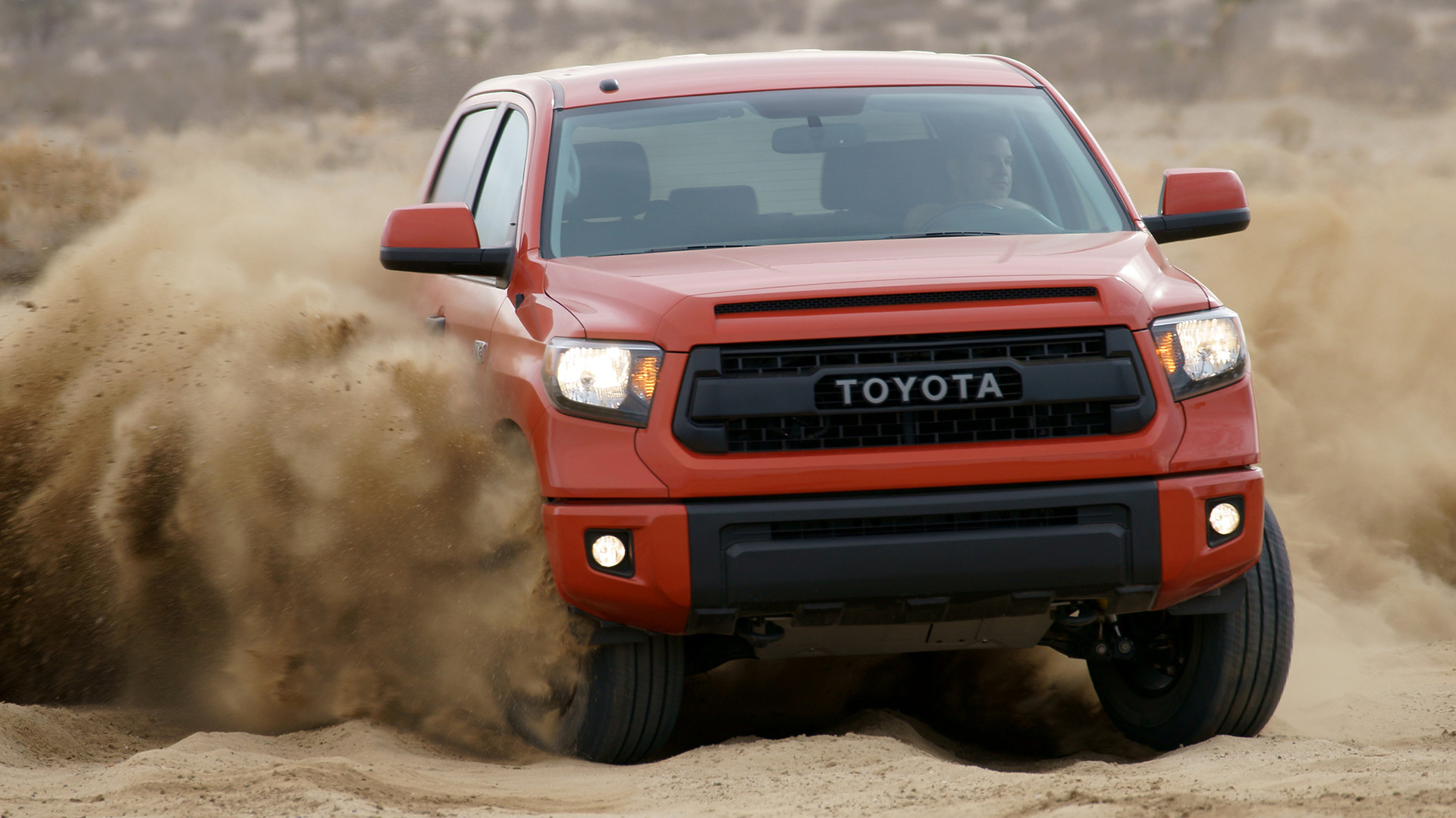 TRD Toyota Tundra Double Cab Pro 2014 Wallpapers And HD Images