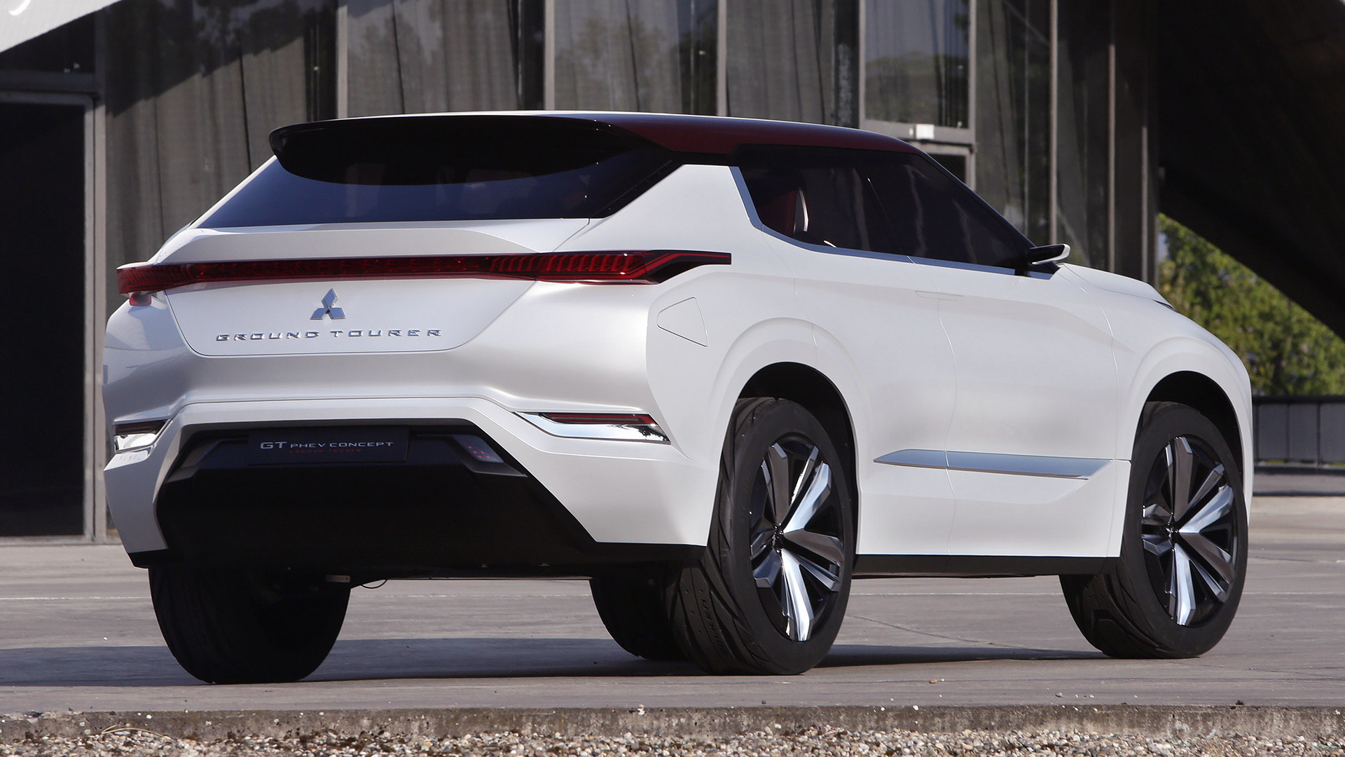 Model Mitsubishi GTPHEV Concept 2016 Wallpapers And HD Images