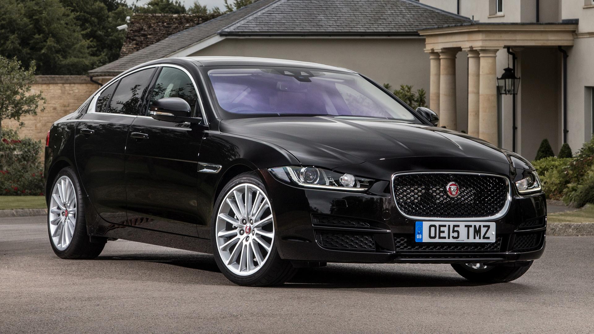 Mazda 3 Sport >> 2015 Jaguar XE (UK) - Wallpapers and HD Images   Car Pixel