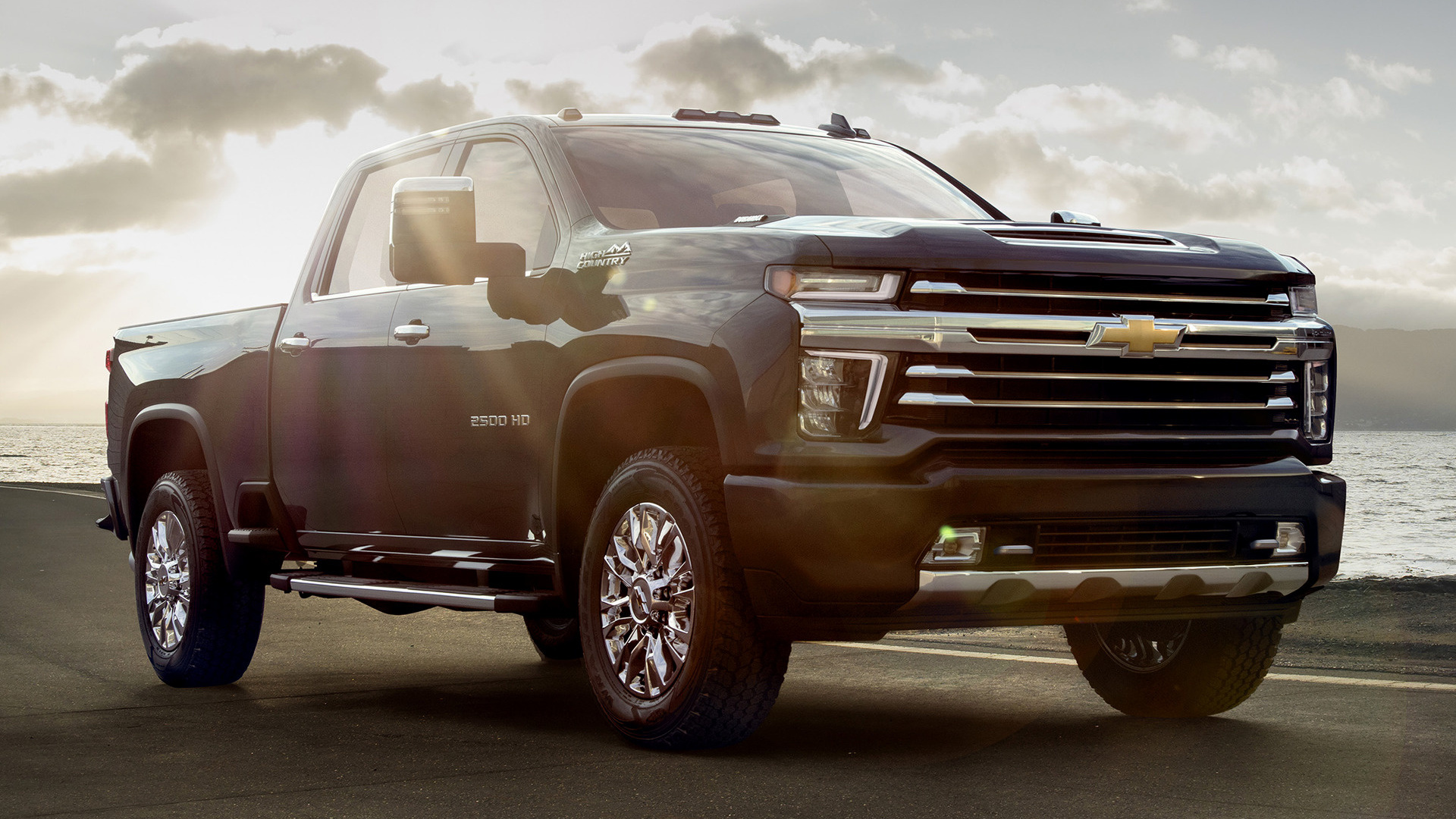 2020 Chevrolet Silverado 2500 HD High Country Crew Cab - Wallpapers and HD Images | Car Pixel
