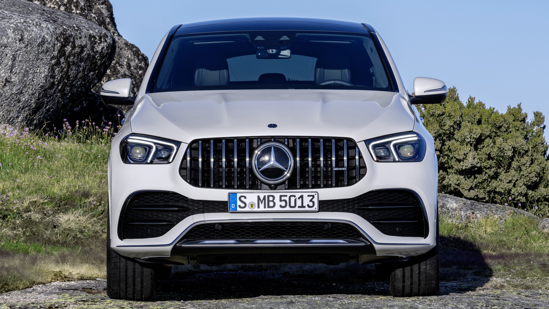 2019 Mercedes Amg Gle 53 Coupe Wallpapers And Hd Images Car Pixel