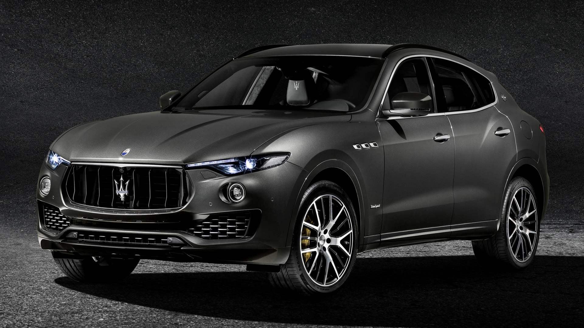 2017 Maserati Levante GranSport