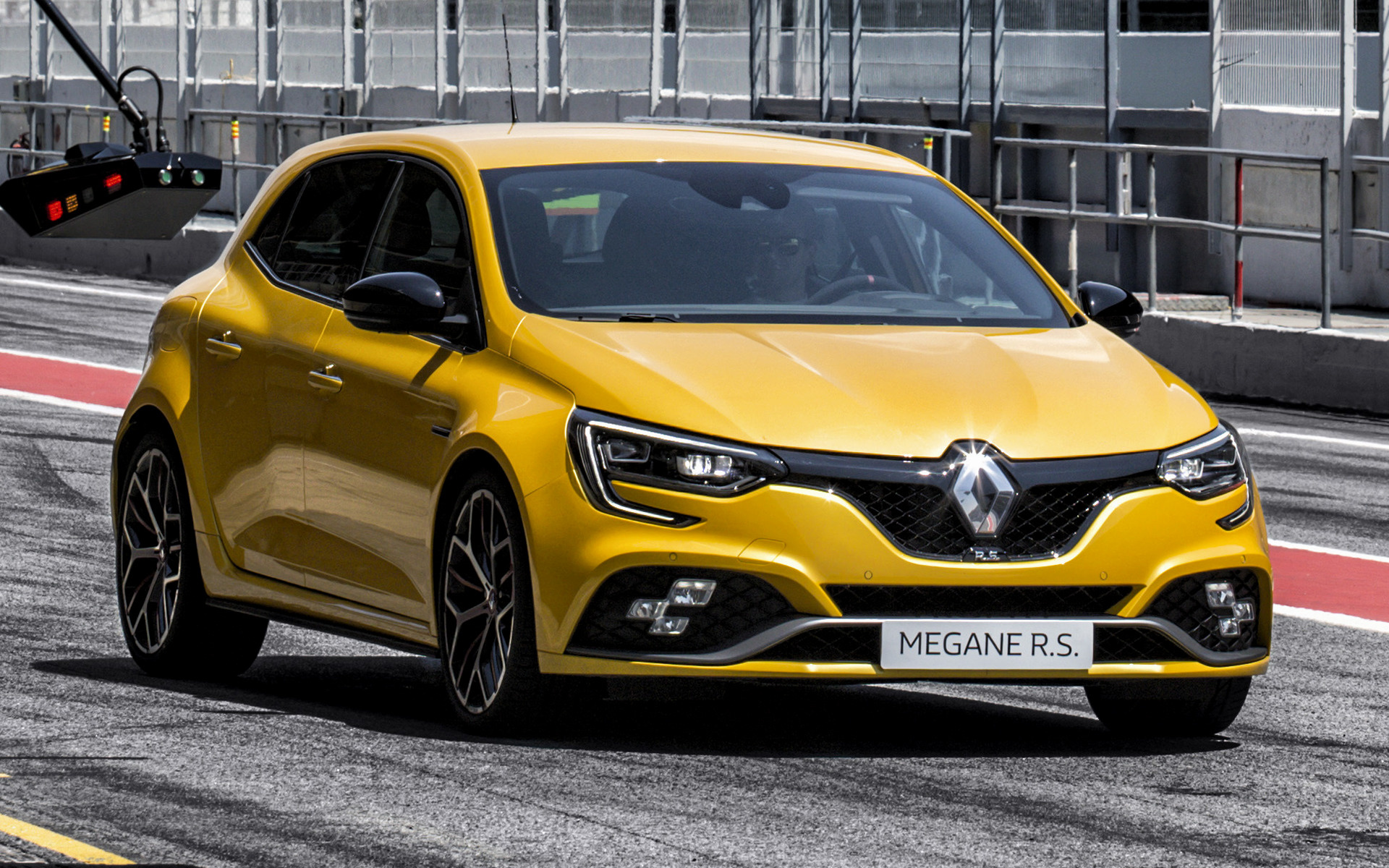 2018 Renault Megane Rs Trophy Wallpapers And Hd Images Car Pixel