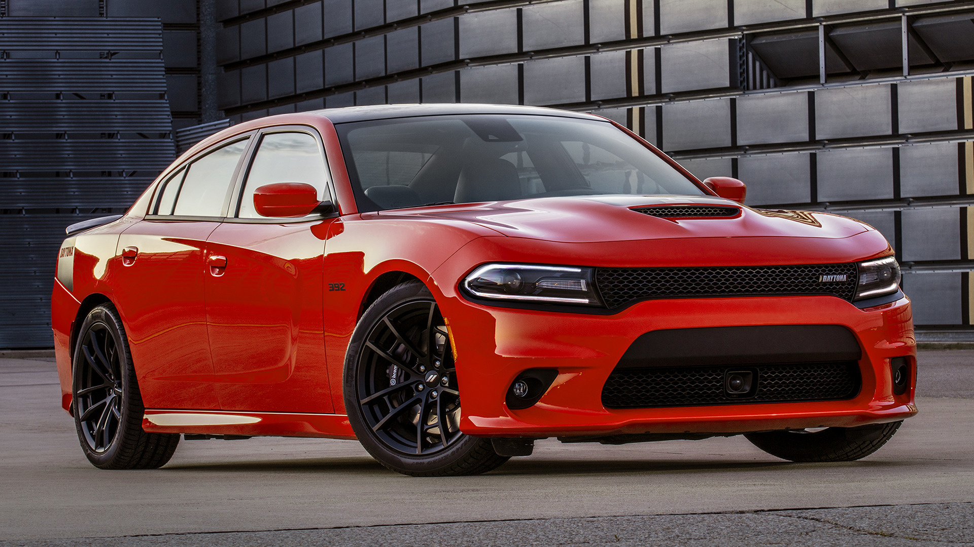 Dodge Charger Srt >> 2017 Dodge Charger Daytona 392 - Wallpapers and HD Images | Car Pixel