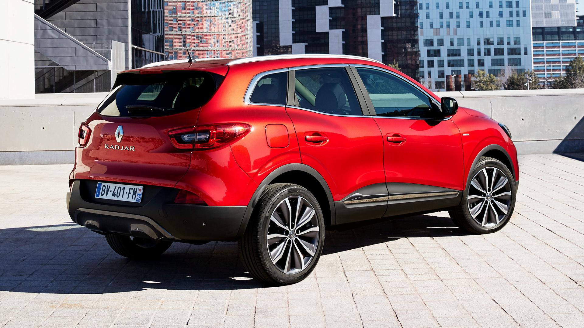 2015 Renault Kadjar Bose Wallpapers And HD Images Car