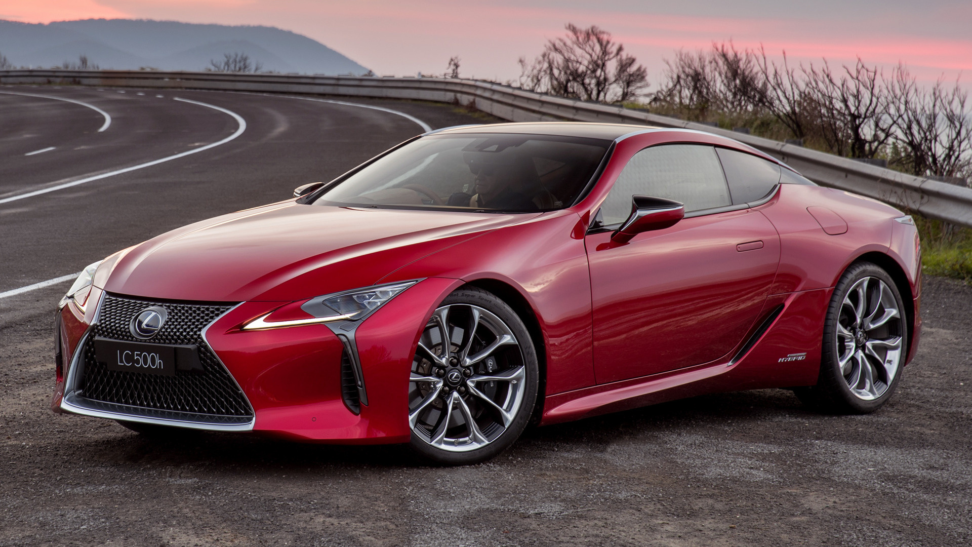 2017 Lexus LC Hybrid (AU) - Wallpapers And HD Images