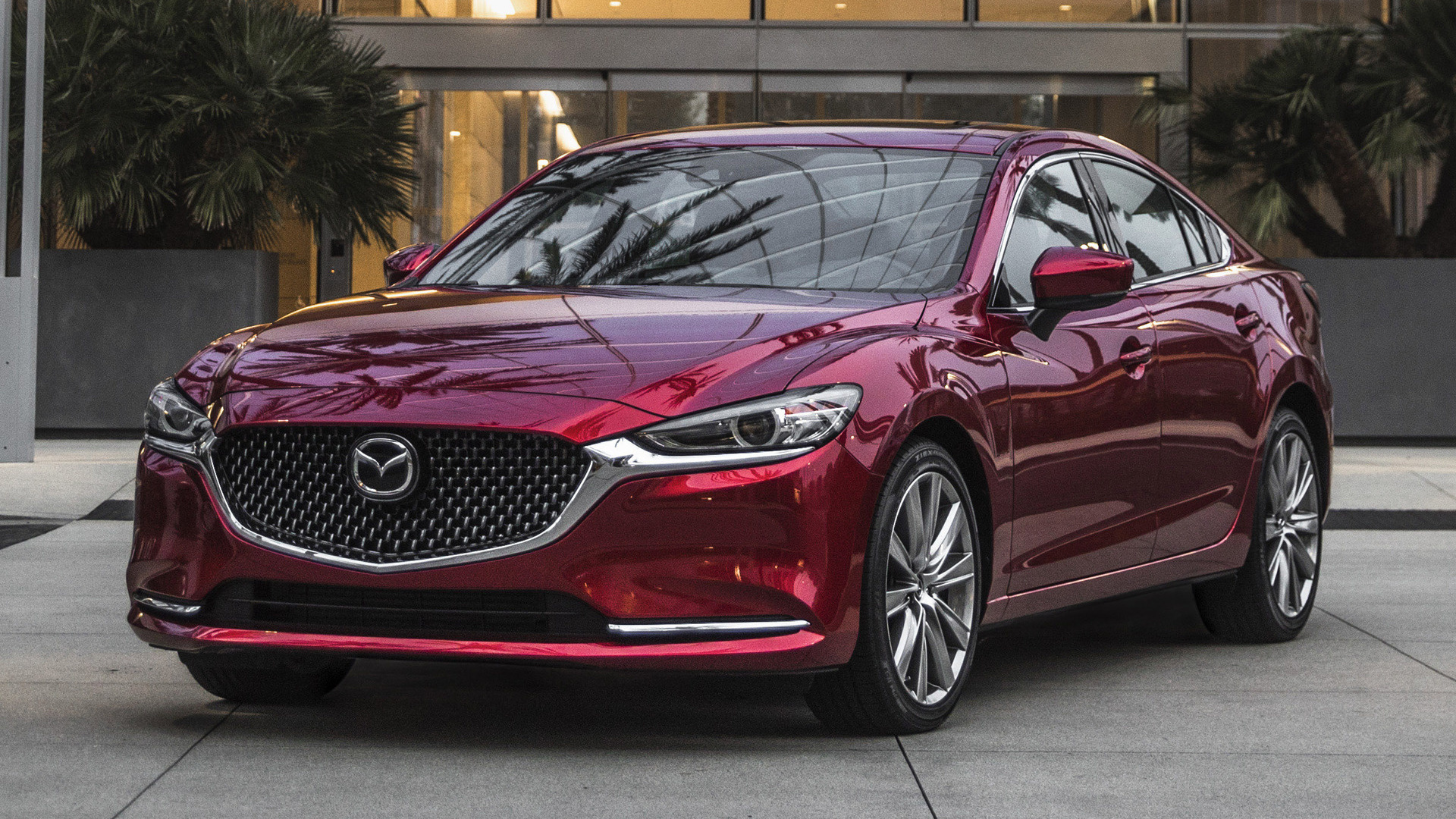 2018 Mazda6 Us Wallpapers And Hd Images Car Pixel