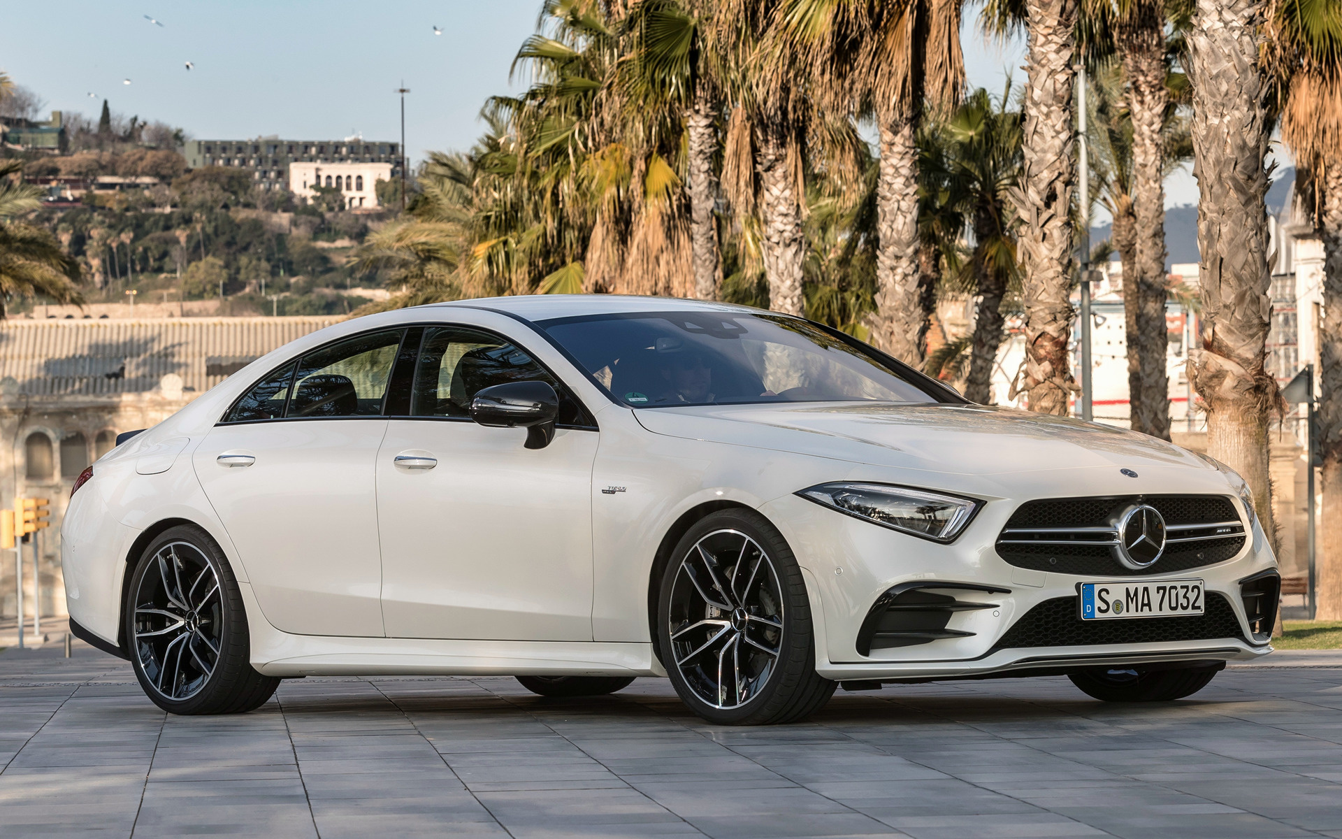 2018 Mercedes Amg Cls 53 Wallpapers And Hd Images Car