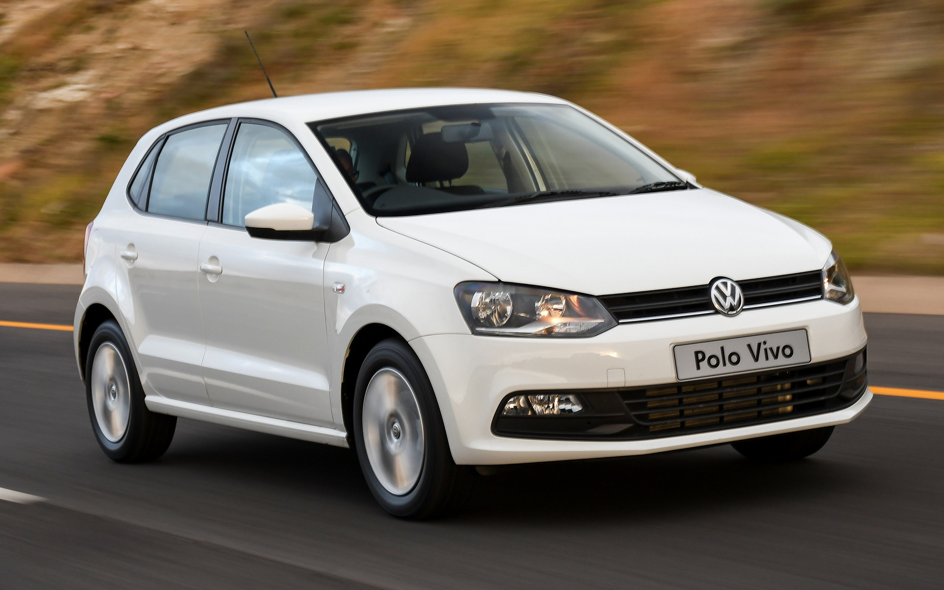 Volkswagen Polo Vivo 5 Door 2018 Za Wallpapers And Hd