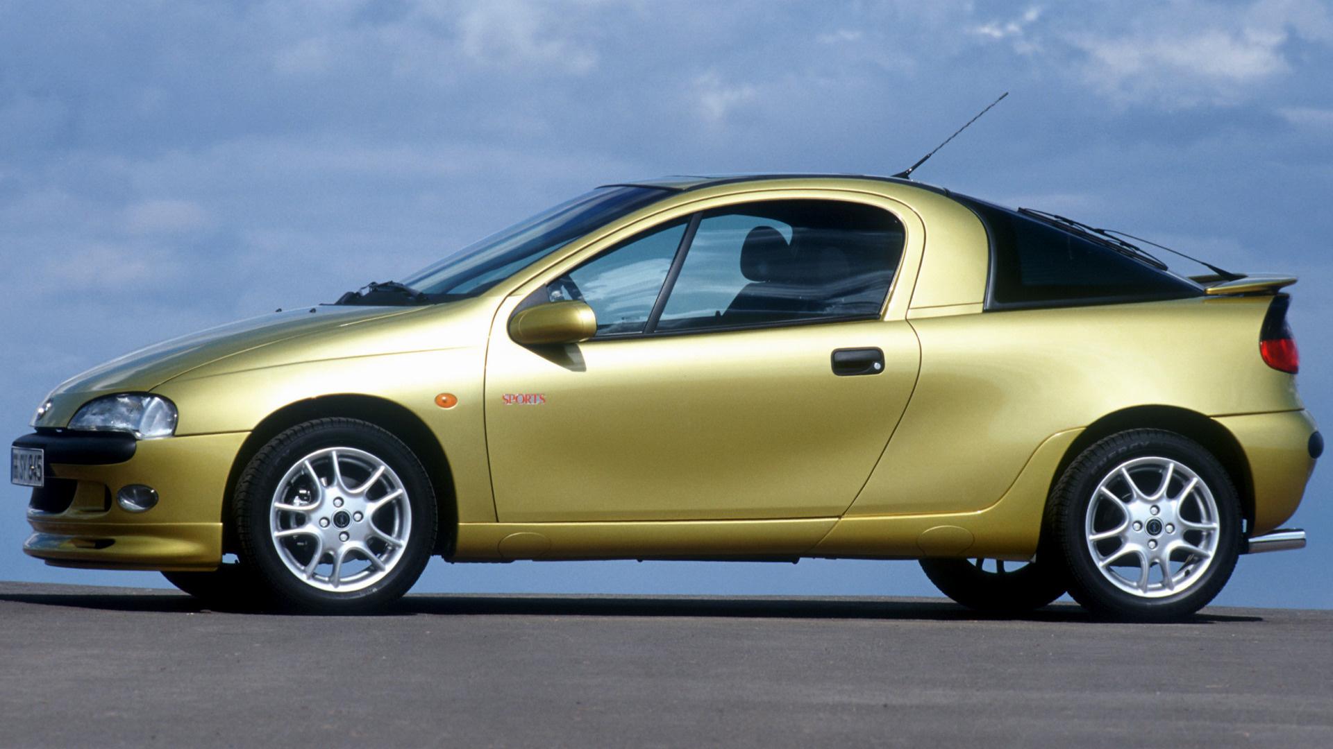1998 Opel Tigra Sports Papeis De Parede E Imagens De Fundo Em Hd Car Pixel