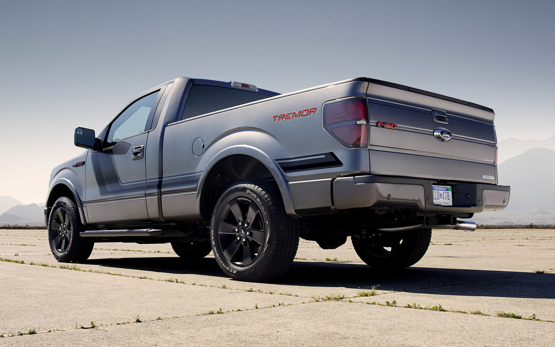 Ford F 150 Tremor 2013 Wallpapers and HD Car Pixel