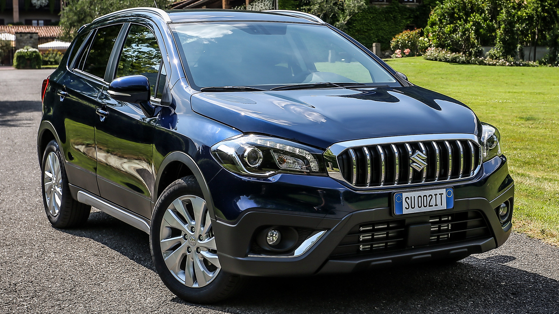 Suzuki SX4 S-Cross (2016) Wallpapers and HD Images - Car Pixel