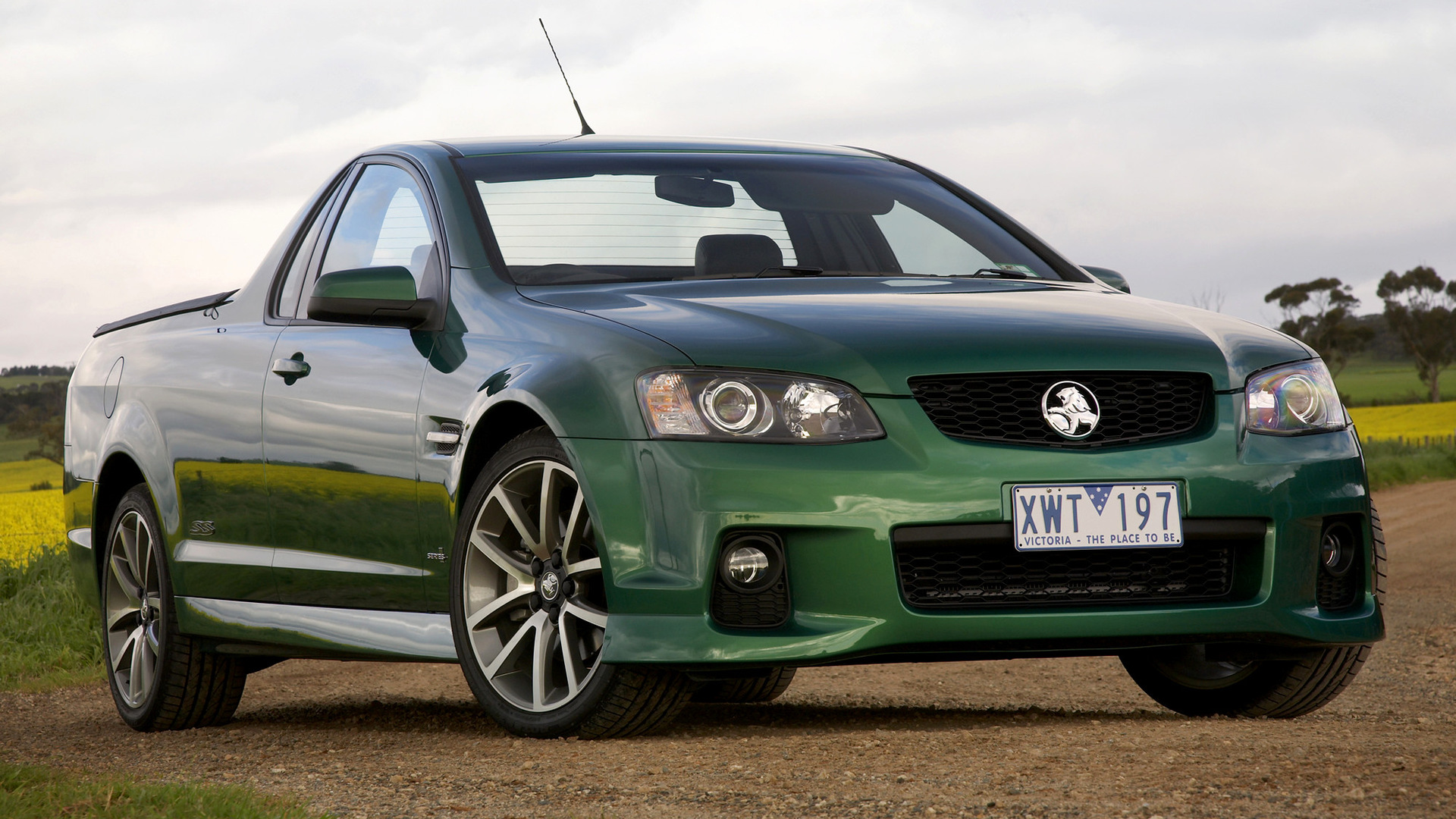 Who Makes Cadillac >> Holden Ute SS V (2010) Wallpapers and HD Images - Car Pixel