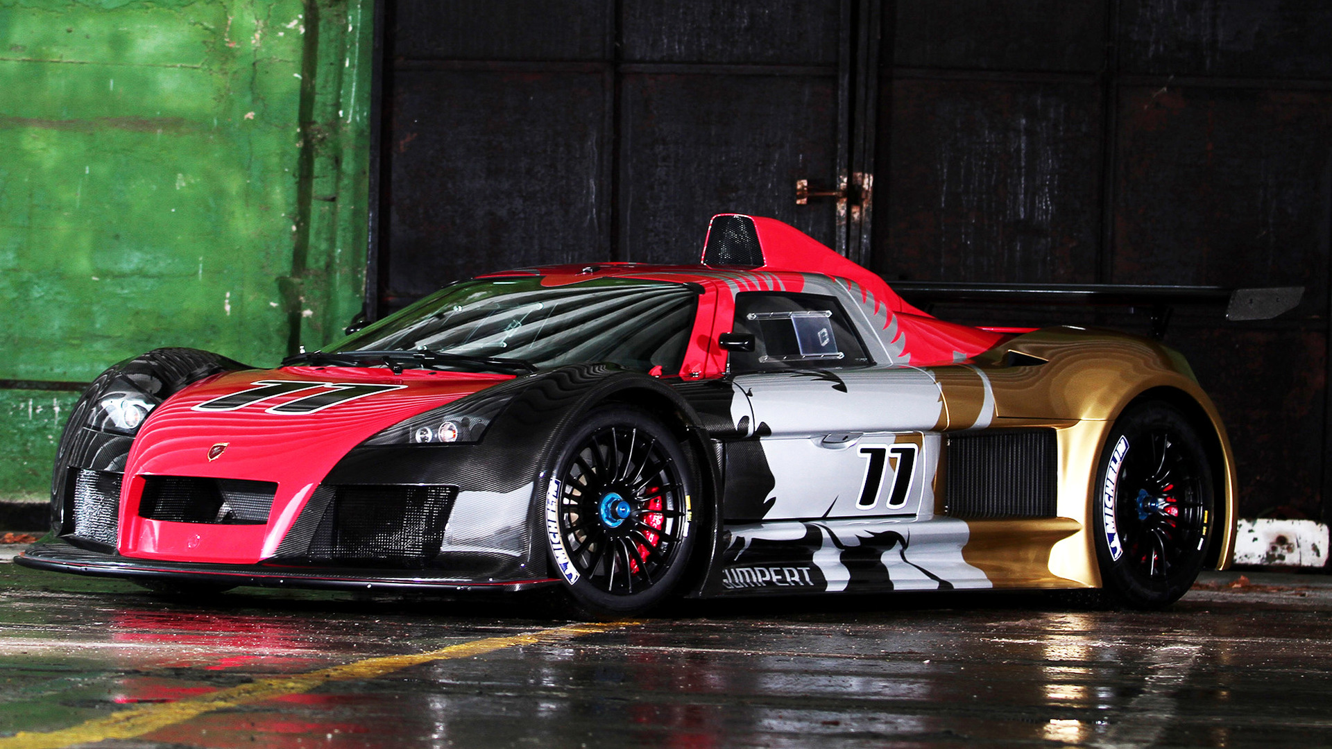 Ford Muscle Cars >> Gumpert Apollo R (2012) Wallpapers and HD Images - Car Pixel