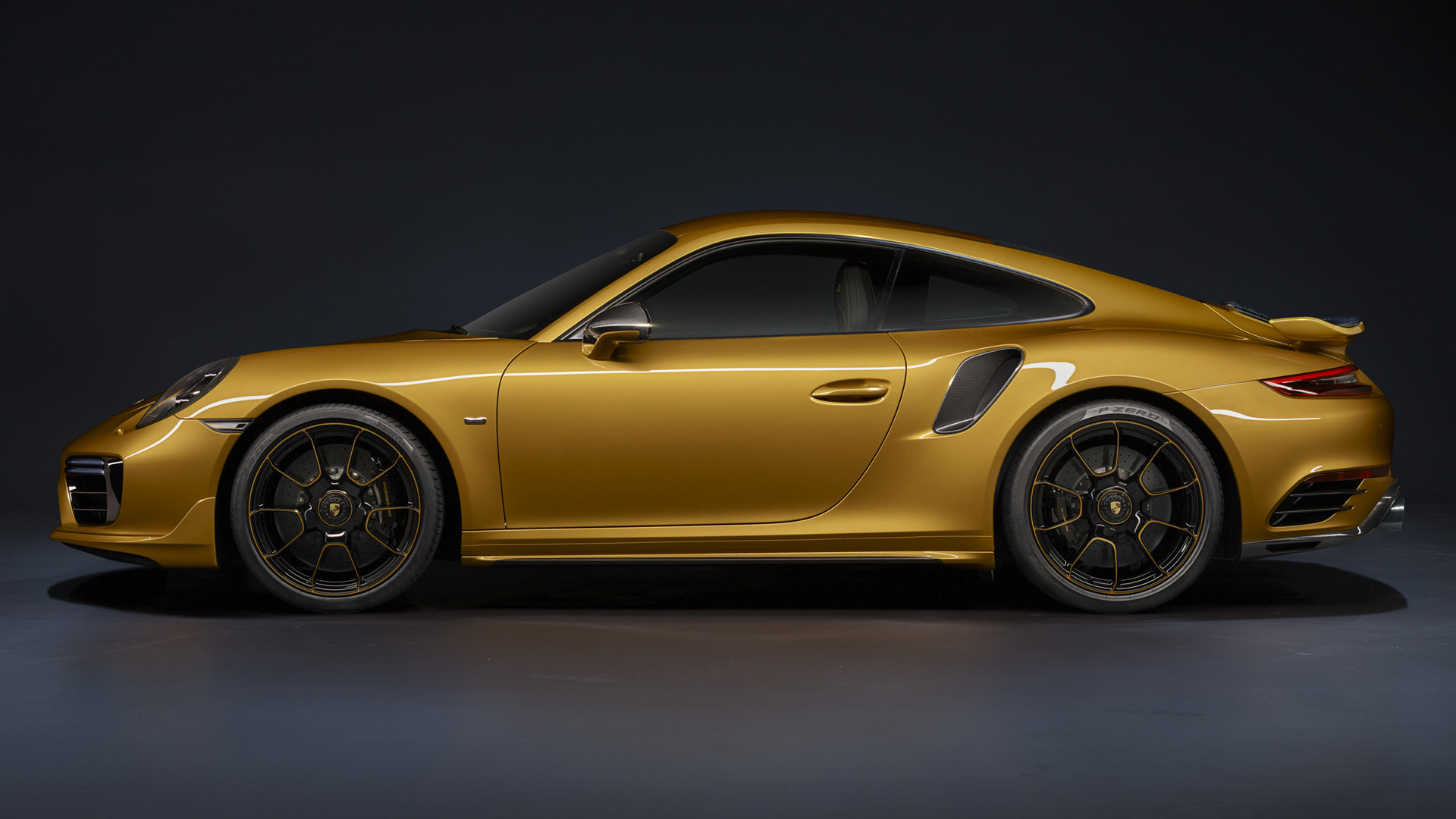 911 Carrera Gts >> 2017 Porsche 911 Turbo S Exclusive Series - Wallpapers and ...