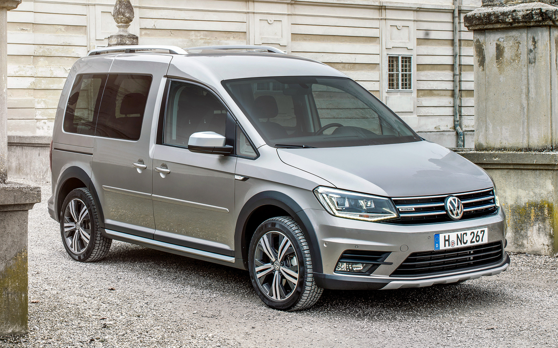 volkswagen caddy alltrack 2015 wallpapers and hd images car pixel. Black Bedroom Furniture Sets. Home Design Ideas