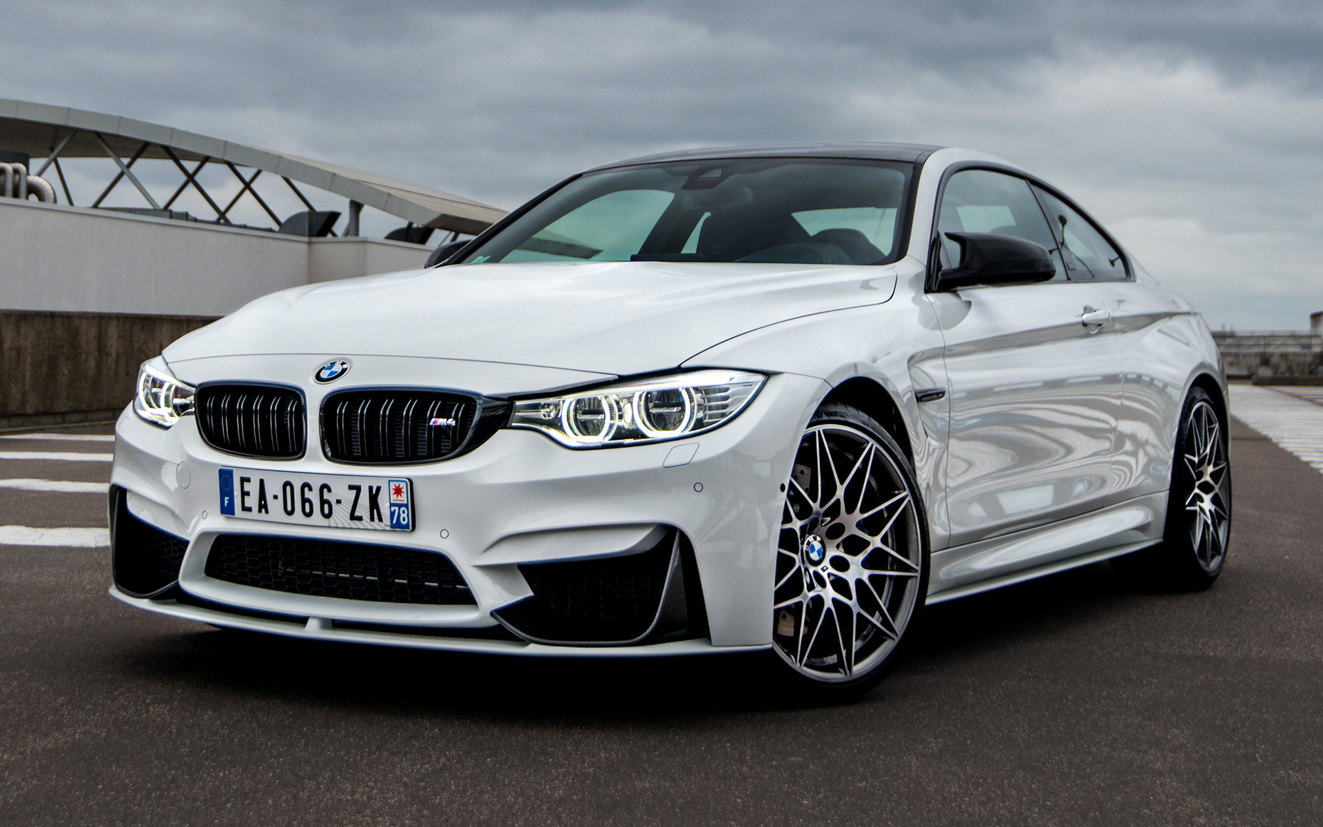 2016 Bmw M4 Coupe Tour Auto Edition Wallpapers And Hd