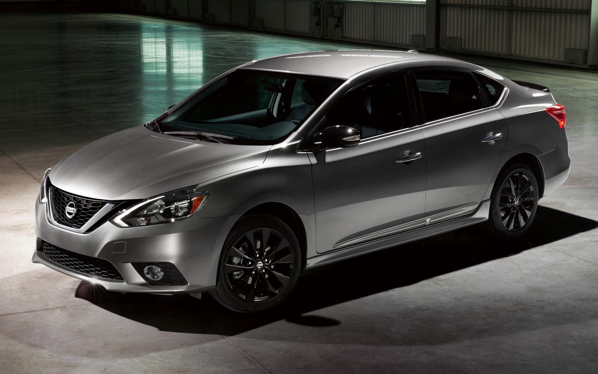 2017 Nissan Sentra SR Midnight Edition - Wallpapers and HD ...