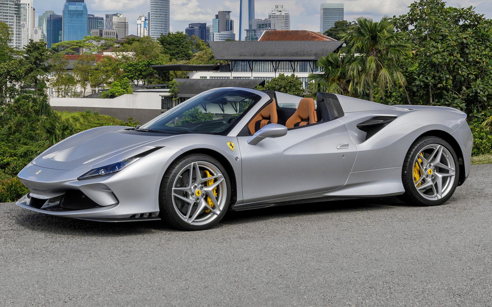 2020 Ferrari F8 Spider Wallpapers And Hd Images Car Pixel