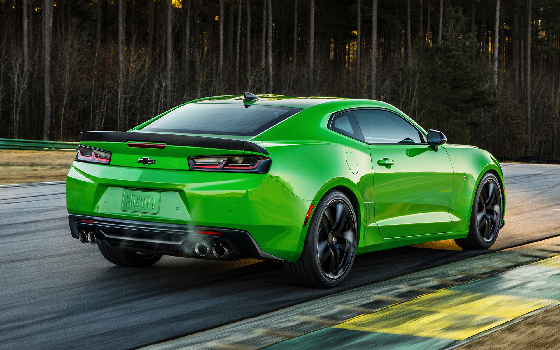 Dodge Ram 2015 >> Chevrolet Camaro 1LE (2017) Wallpapers and HD Images - Car ...